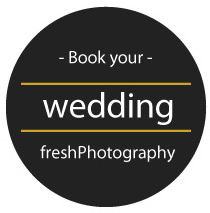 Book your wedding with fresh photography