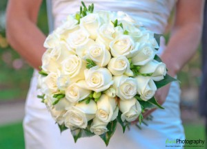 Wedding bouquet photography in Melbourne
