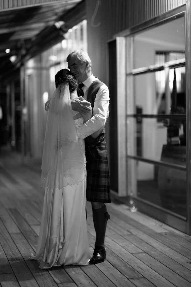 Father & Bride - Emotion