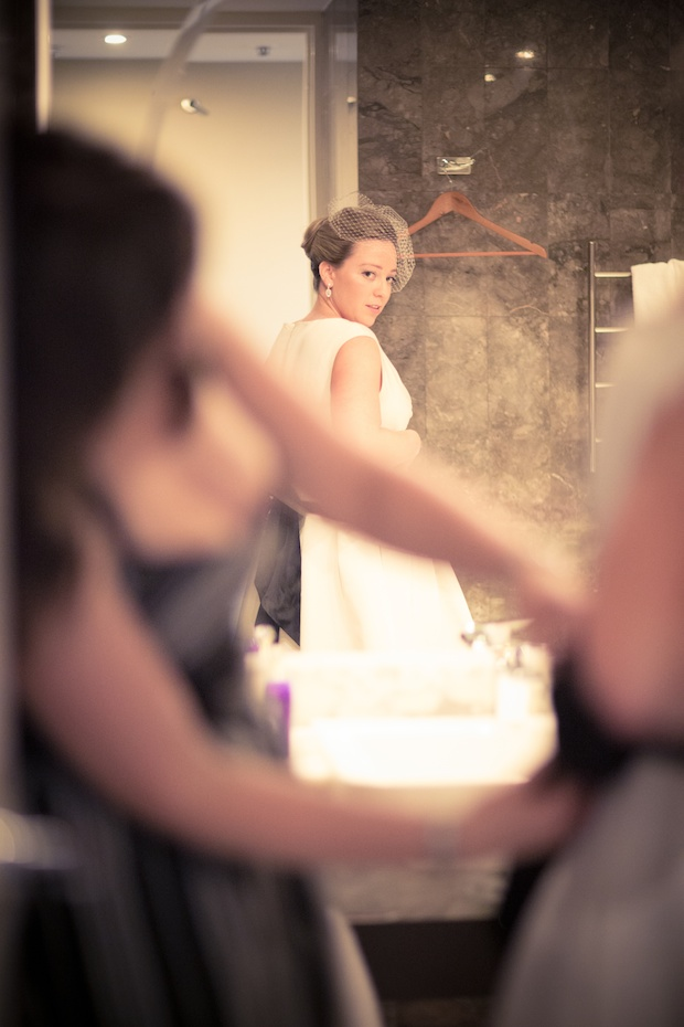 Bride at Grand Hyatt Melbourne