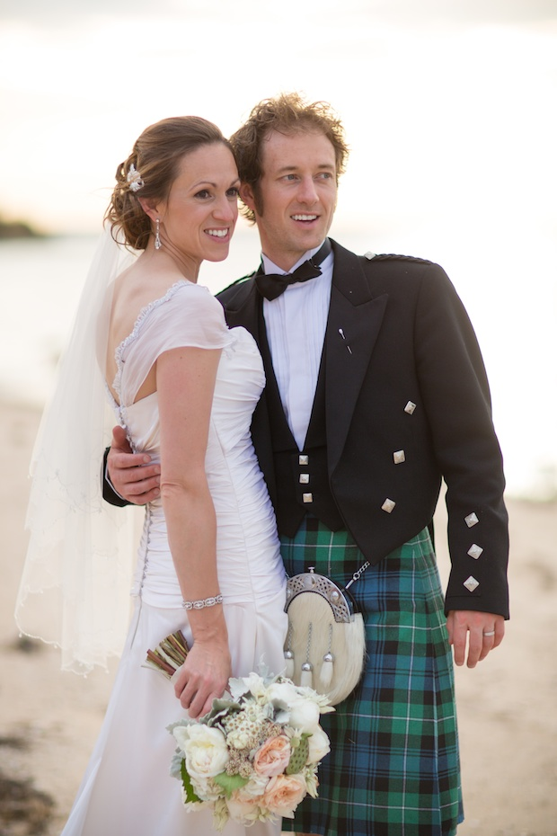 Wearing Kilt at weddings - scottish weddings
