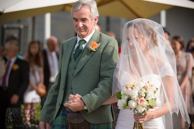 Walking down the aisle ... we love weddings!