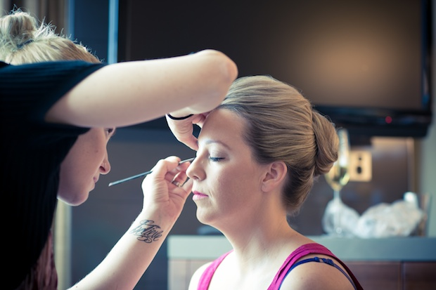 Make up artist - Weddings