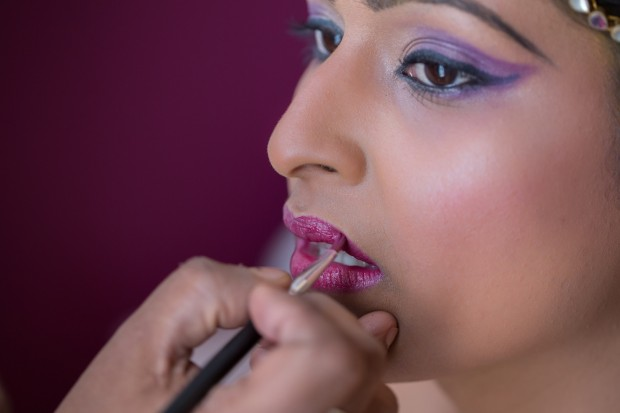 Bridal Make Up Indian Wedding in Melbourne, VIC, Australia