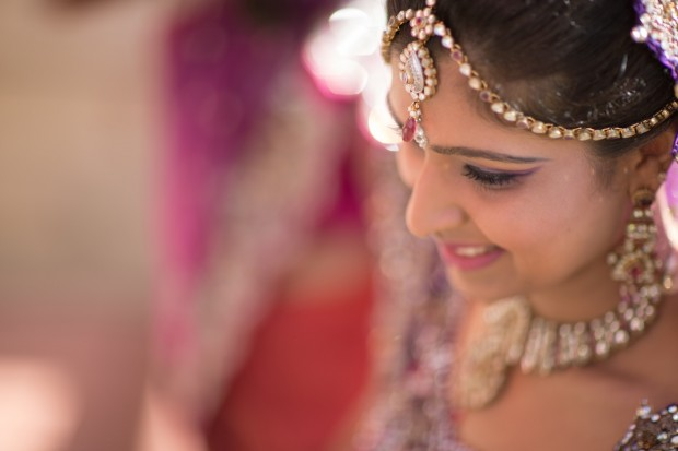 Beautiful Bride - Indian Wedding photography in Melbourne, VIC