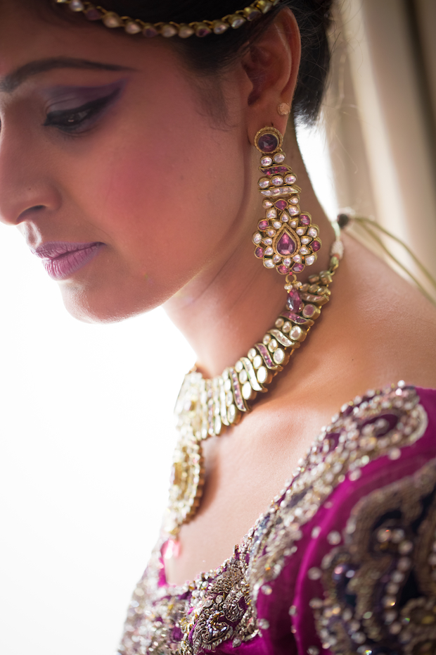 Beautiful bride - Wedding photography Melbourne - indian Weddings