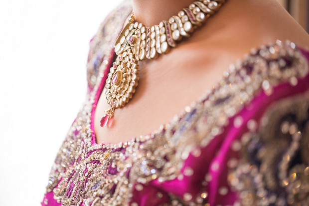 Amazing indian wedding dress