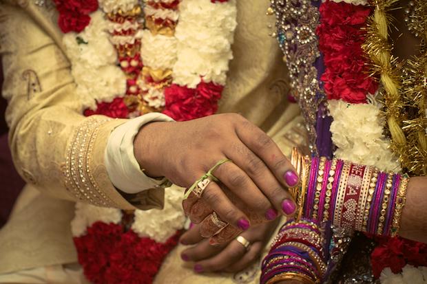 nail polish for groom