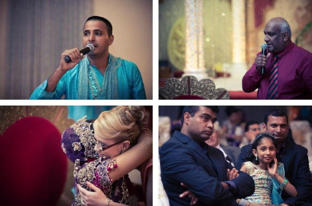 Wedding Speech - Collage