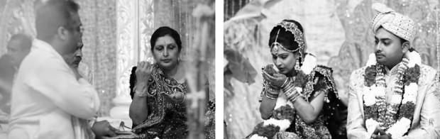 Photographing an indian wedding ceremony