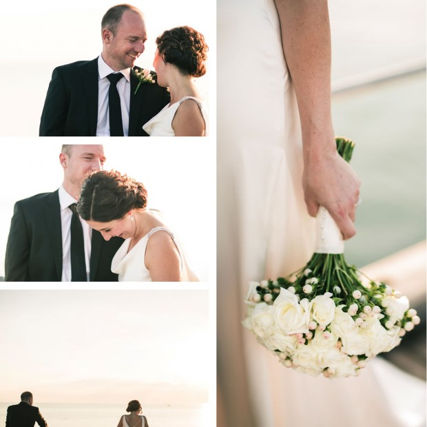 wedding melbourne - black rock, brighton, sandringham