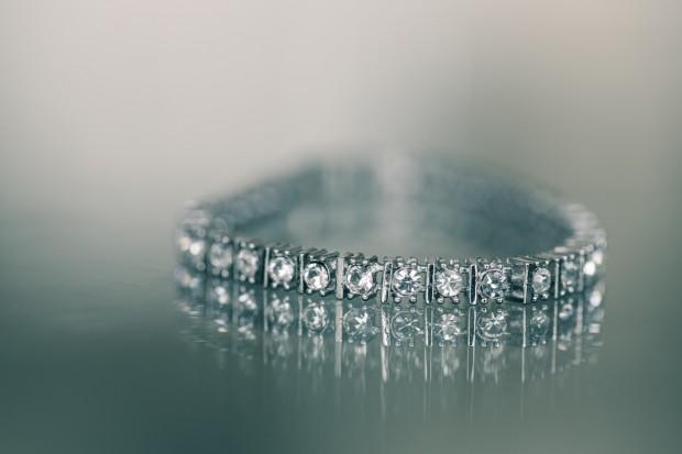 wedding bracelet - jewellery