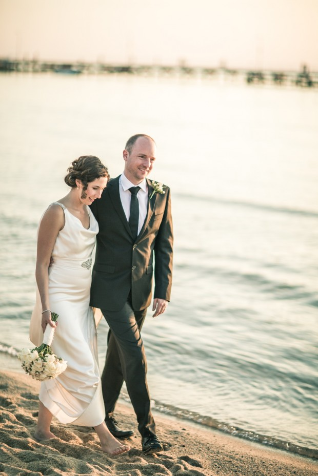newly wed in Melbourne - great photographers
