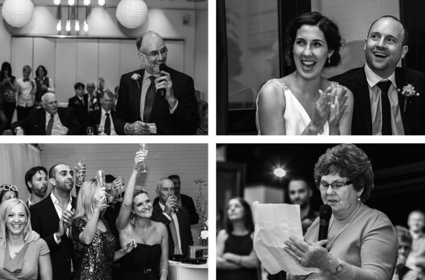 wedding speeches at melbourne venue